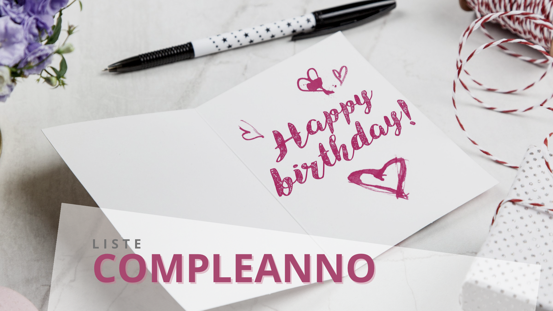 Lista Compleanno